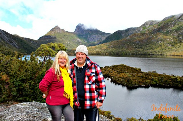 Dove Lake Cradle Mountain