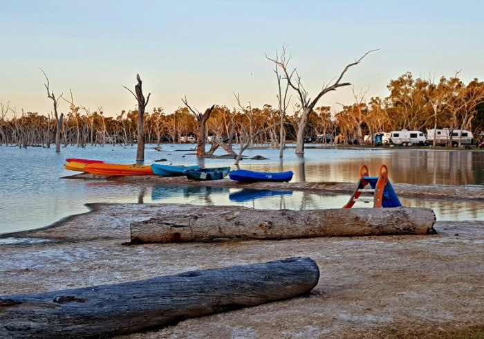 Best Free or Low Cost Campgrounds in Australia