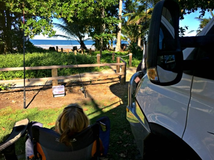 Cassowary Coast Regional Council Campground Mission Beach