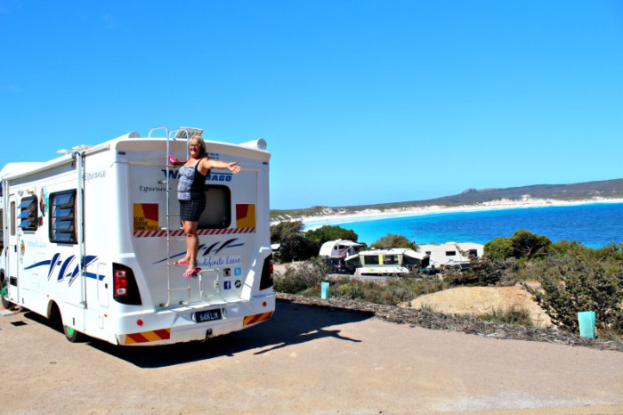 One of the Best Low Cost Campgrounds in Australia
