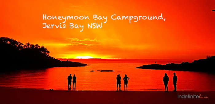 One of the Best Low Cost Campgrounds in Australia - Honeymoon Bay Camping Beecroft Weapons Range NSW
