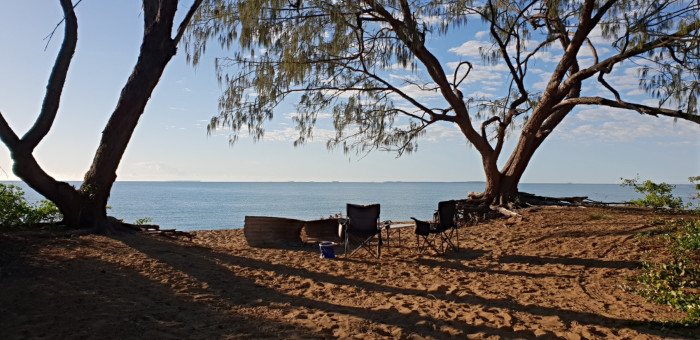 Carmila Beach Campground North Queensland