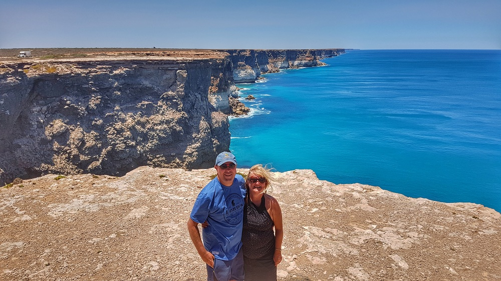 Great australian Bight - Traveling Australia is far more than just adventures
