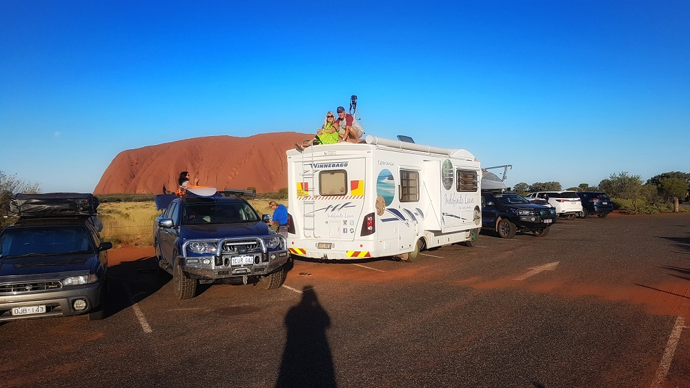 Ayers Rock - Traveling Australia is far more than just adventures
