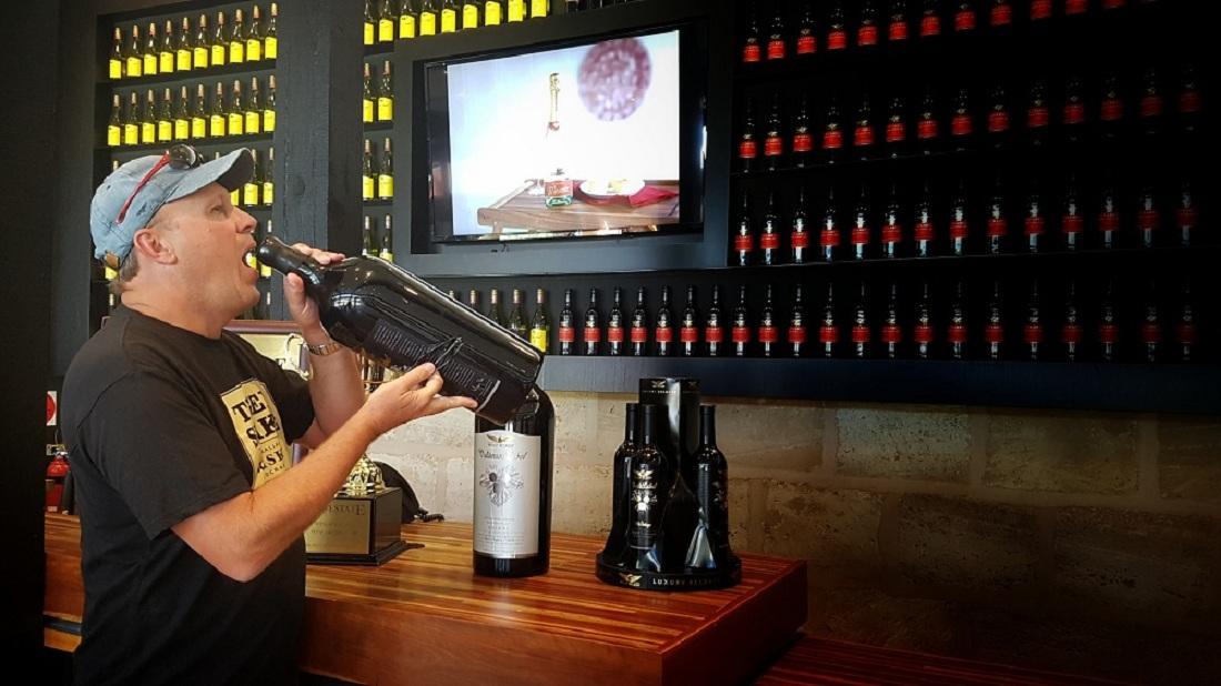 Wolf Blass Winery