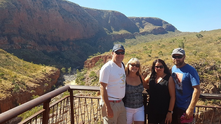 Ormiston Gorge - Traveling is far more than just adventures