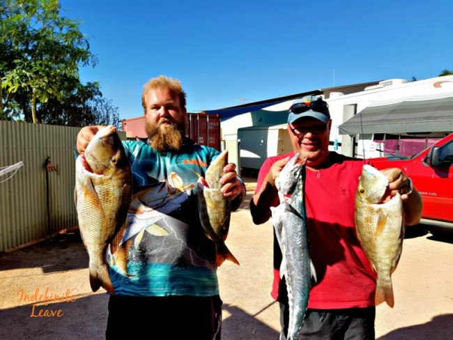 Fishing Charter Broome