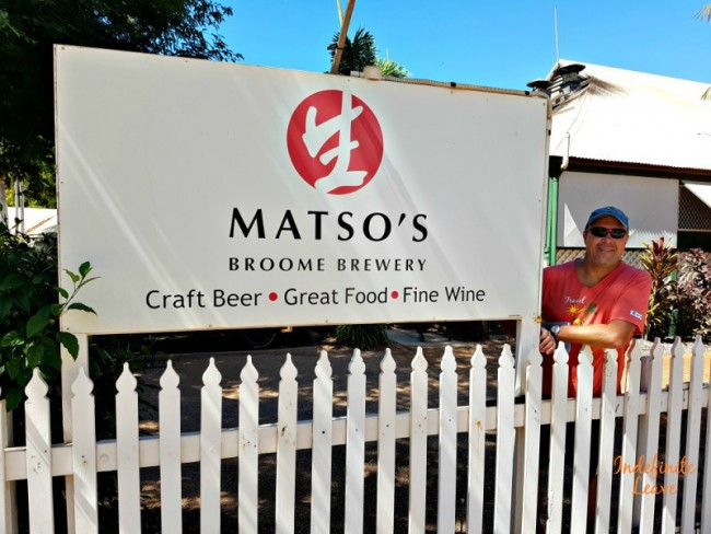 Famous Broome Brewery - Matso's Brewery