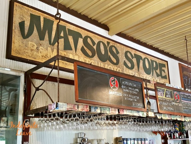 Famous Matso's Brewery in Broome