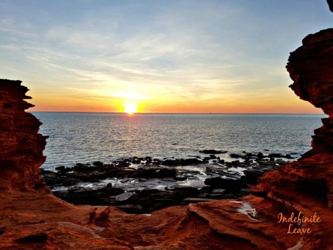 Best of Broome Sunset Gantheaume Point