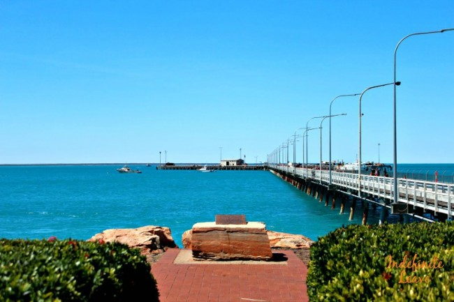 Wharf Jetty Broome