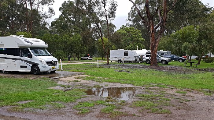 Best Free Camps - Cann River