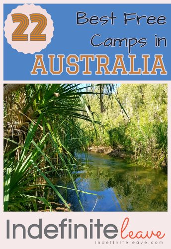 22 Best Free Camps in Australia