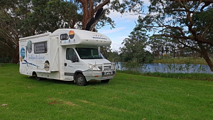 Best Free Camps - Snowy River