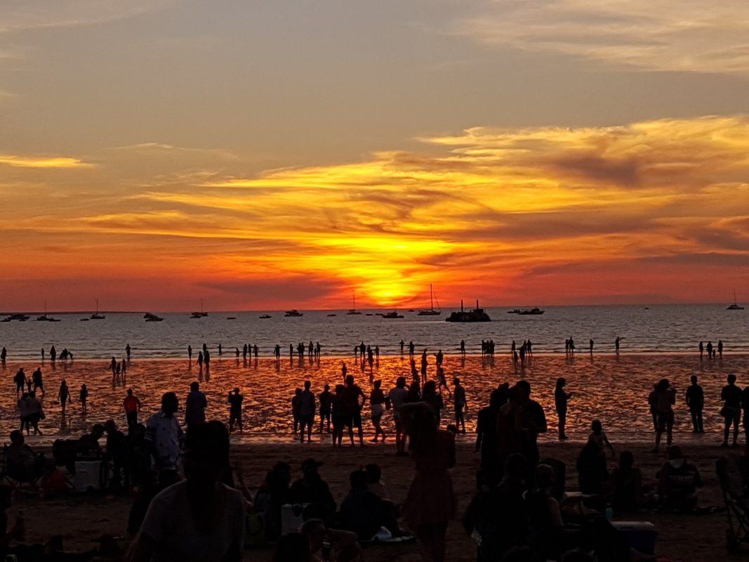Mindil Beach at Sunset - Things to see and do in Darwin
