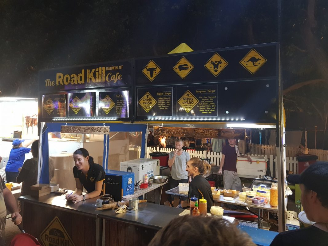 Mindil Markets - Things to see and do in Darwin