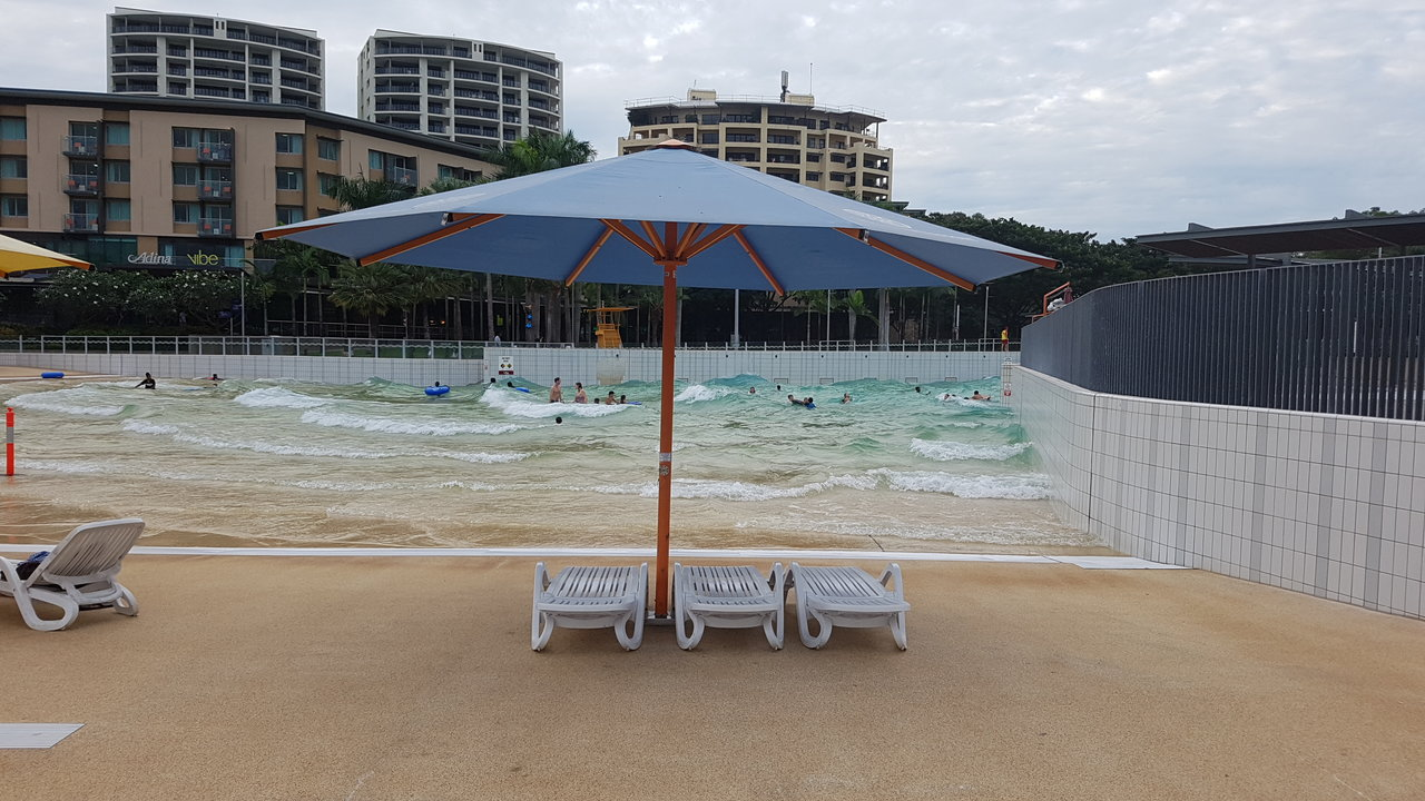 Wave Pool Darwin - Things to see and do in Darwin