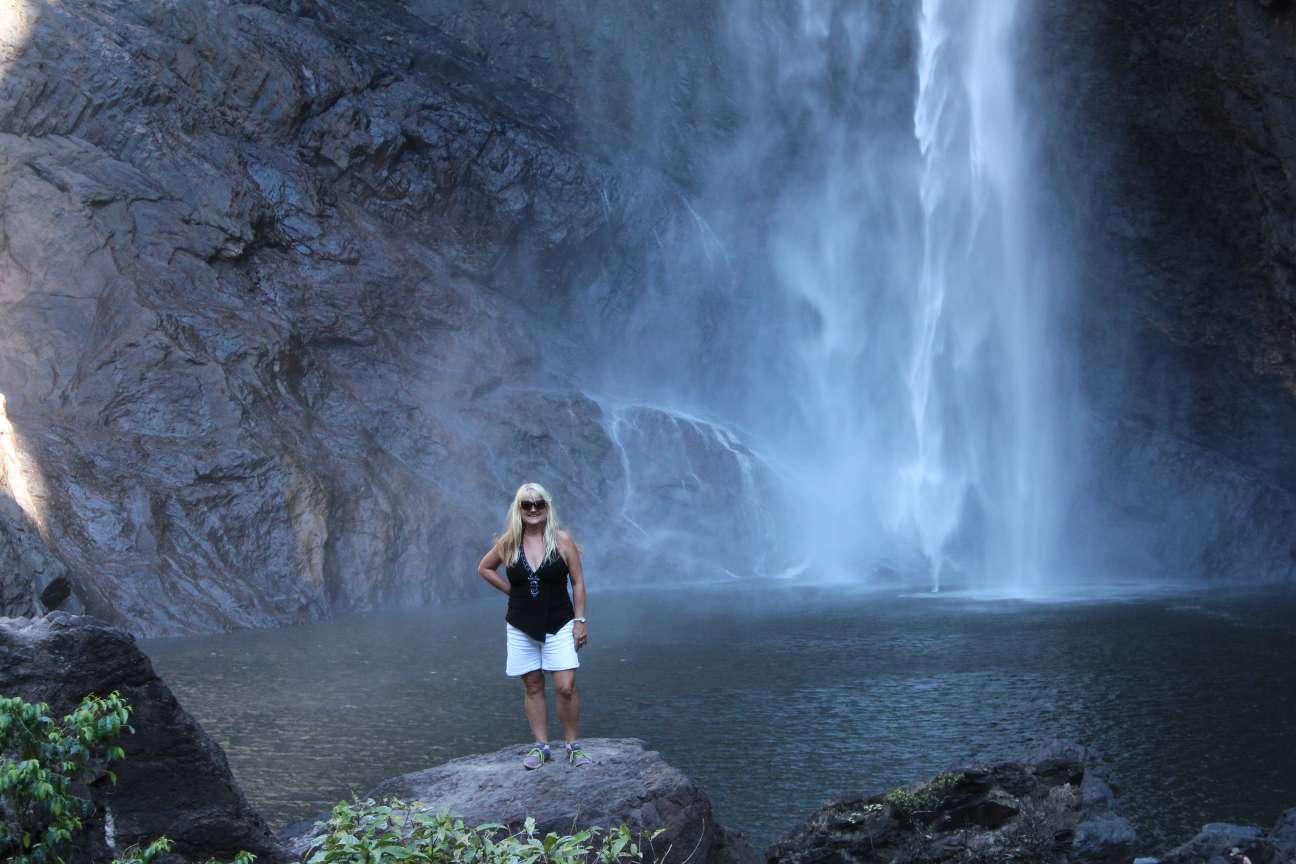 Wallaman Falls - Base of the Falls