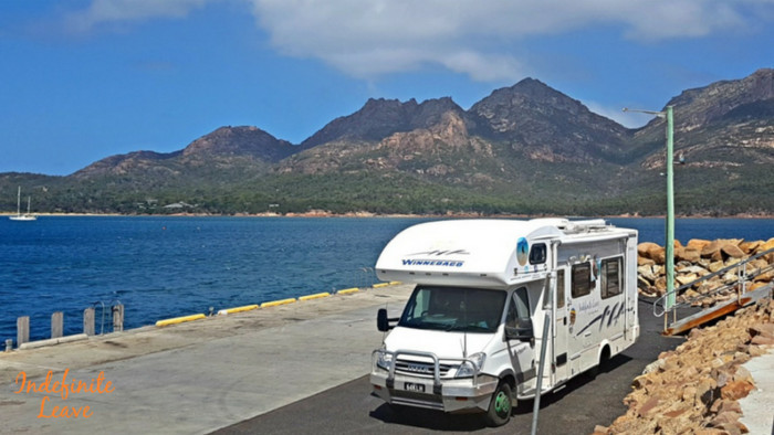 Caravan Motorhome Insurance - Coles Bay Tasmania