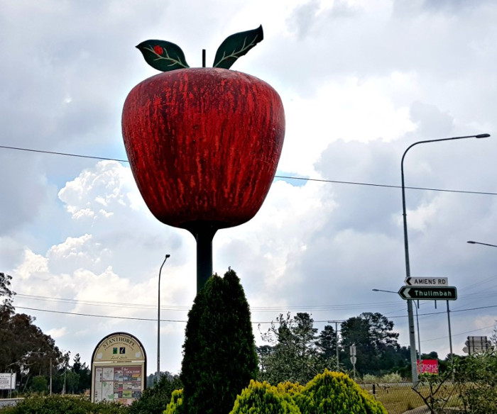 The Big Apple Stnathorpe Qld