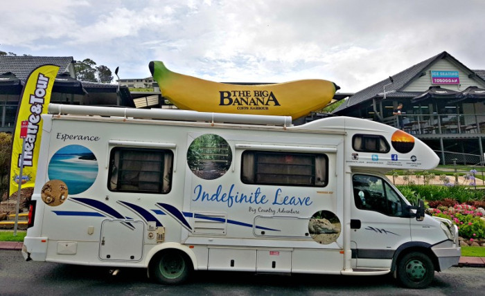 Big Things of Australia - The Big Banana Coffs Harbour