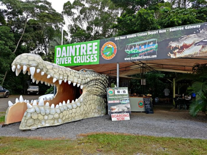 Big Croc - Daintree River Cruises