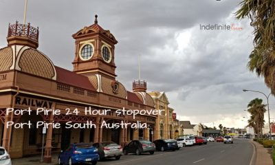 Port Pirie 24 hr Stopover