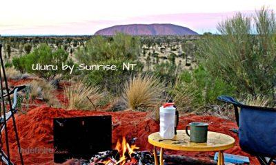 Uluru Camping