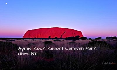 Ayers Rock Resort Caravan Park