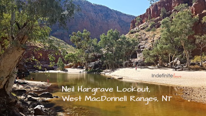 Neil Hargrave Lookout Free Camp