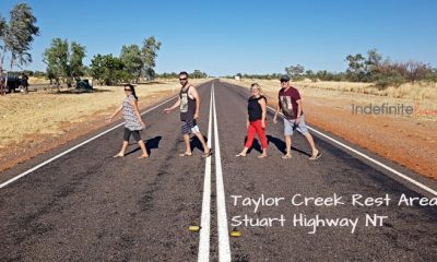 Taylor Crrek Rest Area