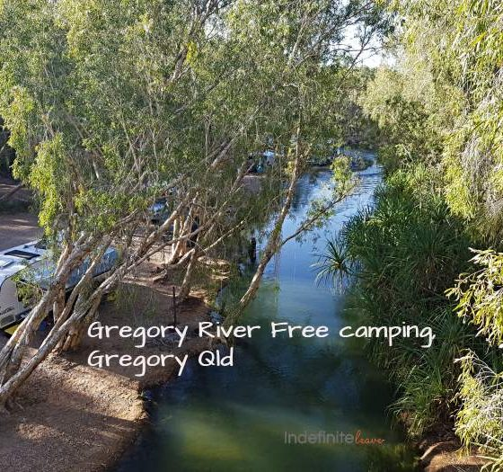 Gregory River Free Camp