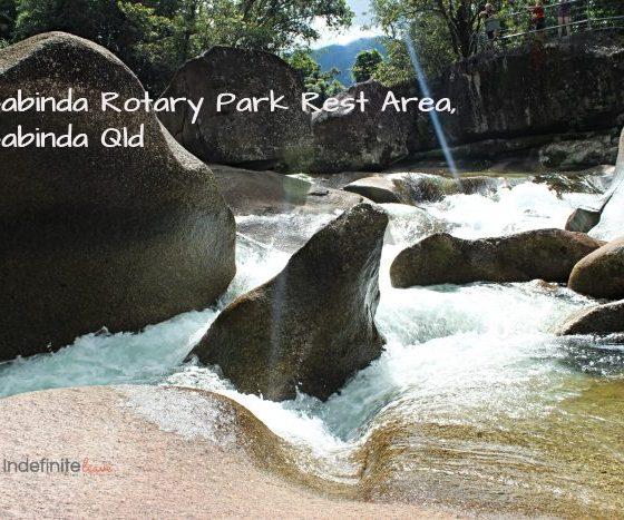 Babinda Rotary Rest Area