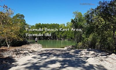 Toomullla Beach Rest Area