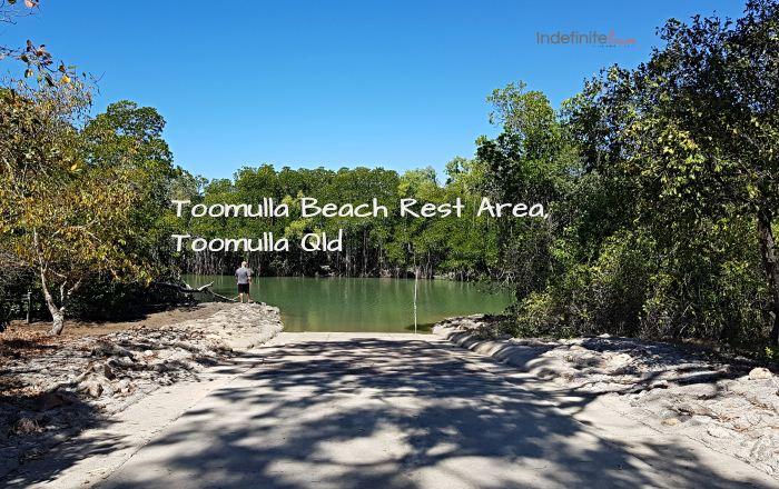 Toomullla Beach Rest Area