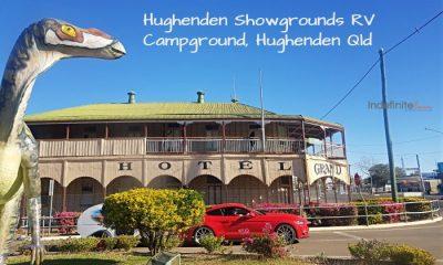 Hughenden Showground