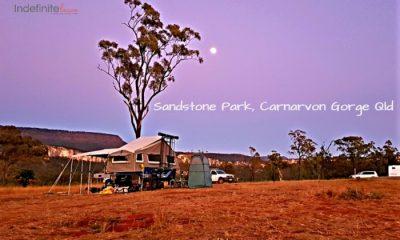 Sandstone Park Carnarvon Gorge