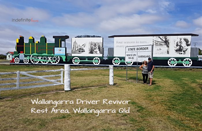 Wallangarra Driver Reviver
