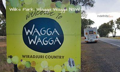 Wilks Park Wagga