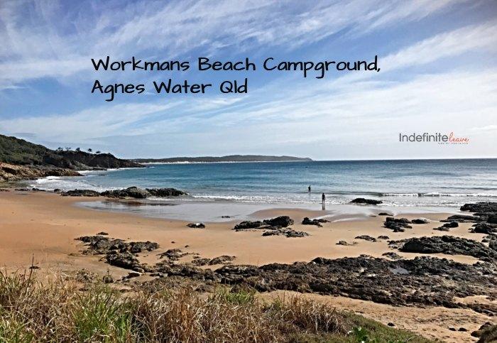 Workmans Beach Campground