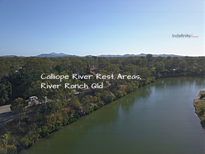 Calliope River Rest Area