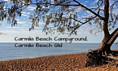 Carmila Beach Campground