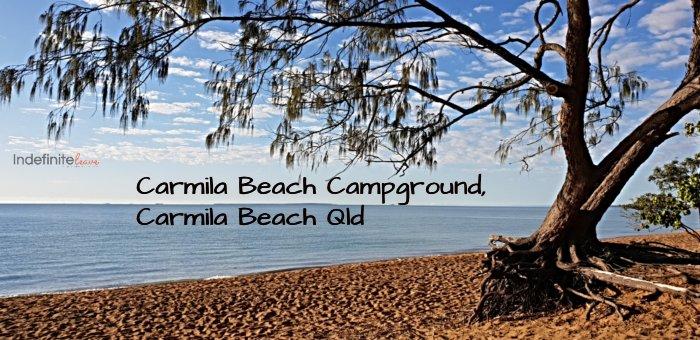 Carmila Beach Campground