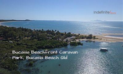 Bucasia Beachfront Caravan Park