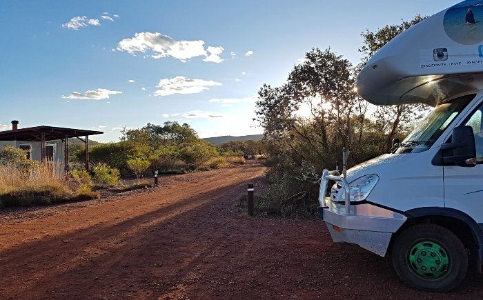 Dales Campground - our Karijini Camping experience