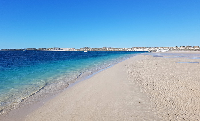 Beautiful Coral Bay Beach
