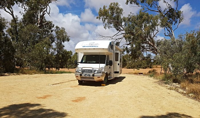 Camping Wooramel River Station Retreat