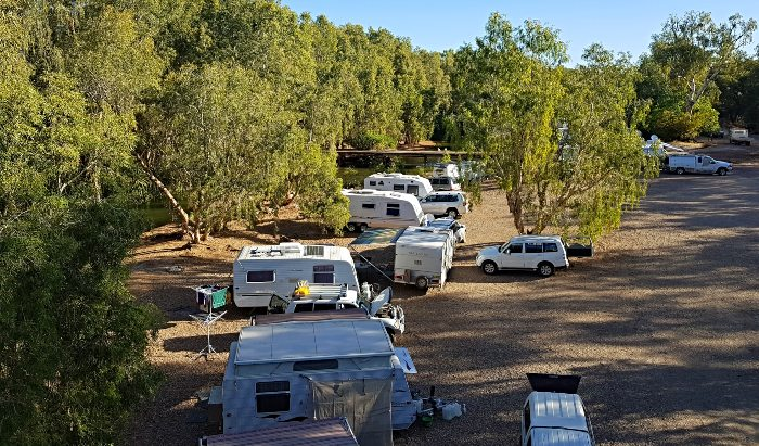 Gregory River Free Camping area