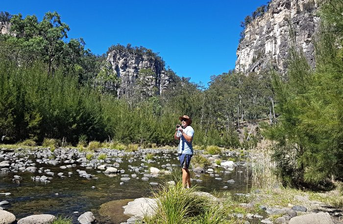 Carnarvon Gorge only 5 mins from Sandstone Park