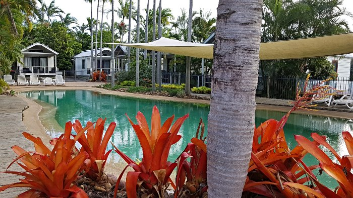 Rainbow Beach Holiday Village Pool
